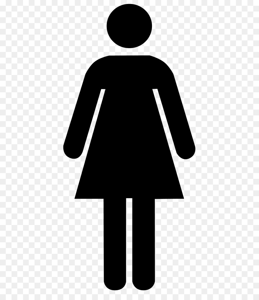 Bathroom Public Toilet Woman Female Fat Man