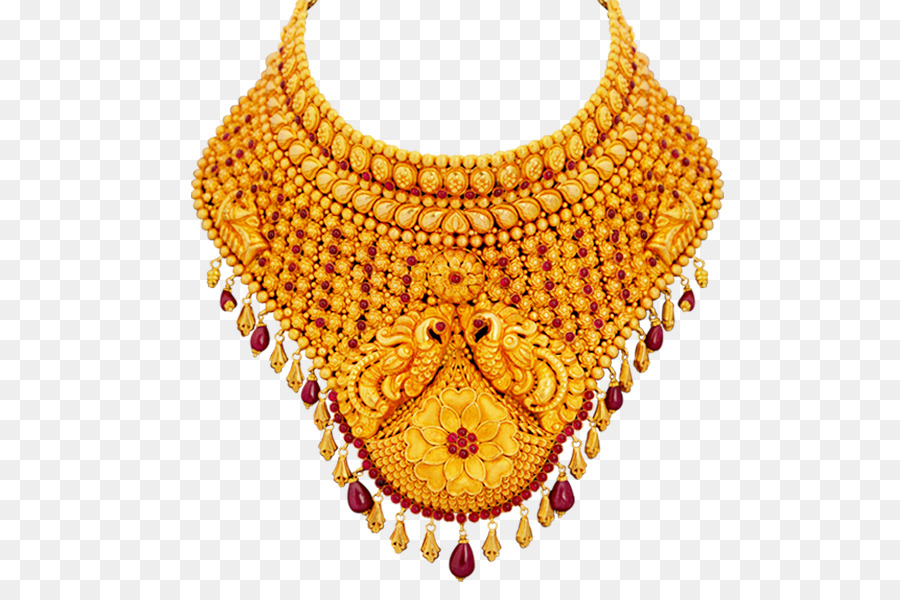 Jewellery Necklace Gold Choker Jewelry Design Jewellery Png