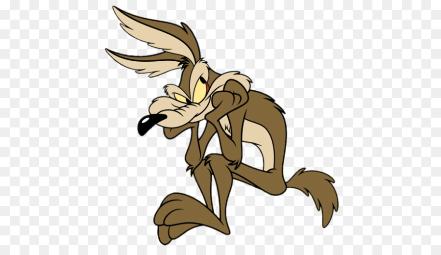 Wile E Coyote And The Road Runner Bugs Bunny Looney Tunes Cartoon