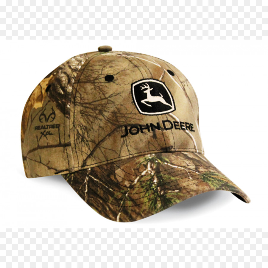 9cb05ddc860 John Deere Baseball cap Hat Camouflage - caps png download - 900 900 - Free  Transparent John Deere png Download.