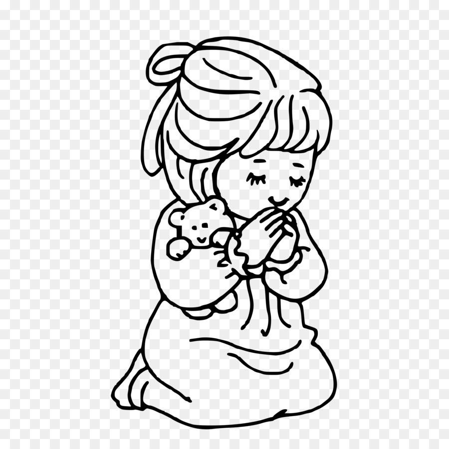 Praying Hands Prayer Lds Clip Art Clip art - pray png download ...