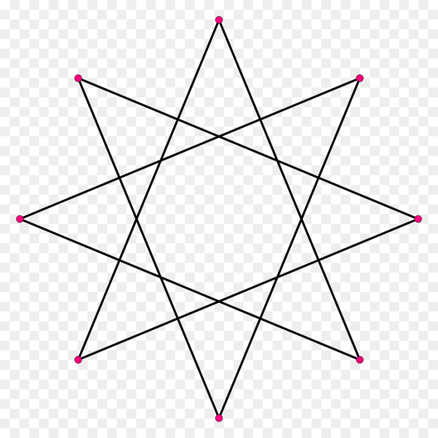 polygon png download - 1024*1024 - Free Transparent Seal Of Solomon