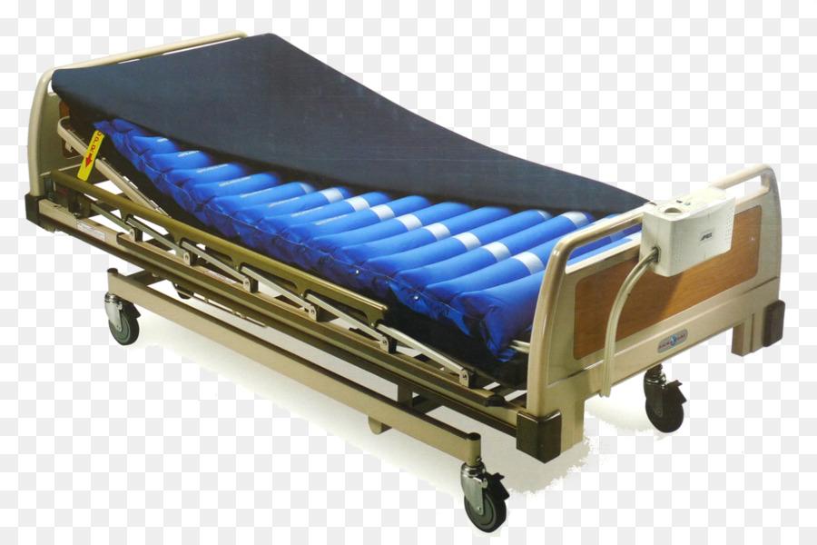 Materassi ad aria letto di ospedale con materasso ad acqua