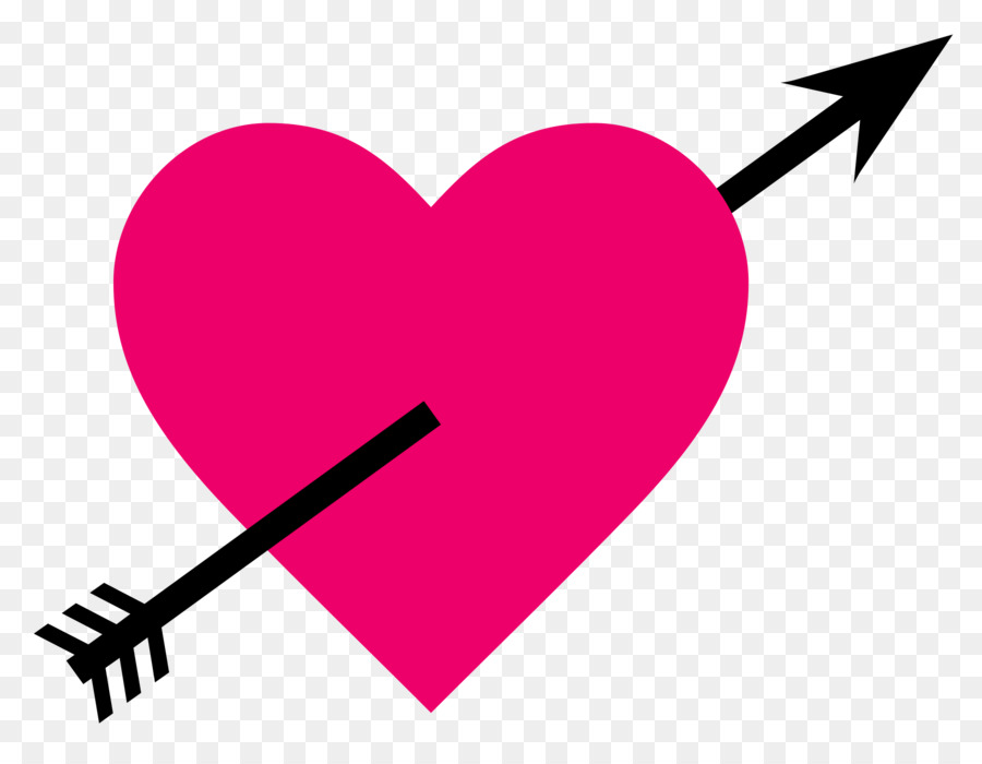 heart love arrow clip art pink hearts png download 2085 1599 rh kisspng com heart with arrow clip art free