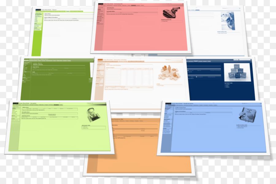 Microsoft Office 365 SharePoint Plantilla - collage Formatos De ...