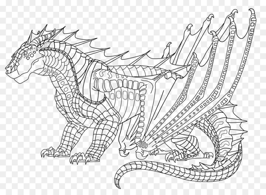 Libro para colorear Alas del Dragón de Fuego que escupe Fuego - el ...