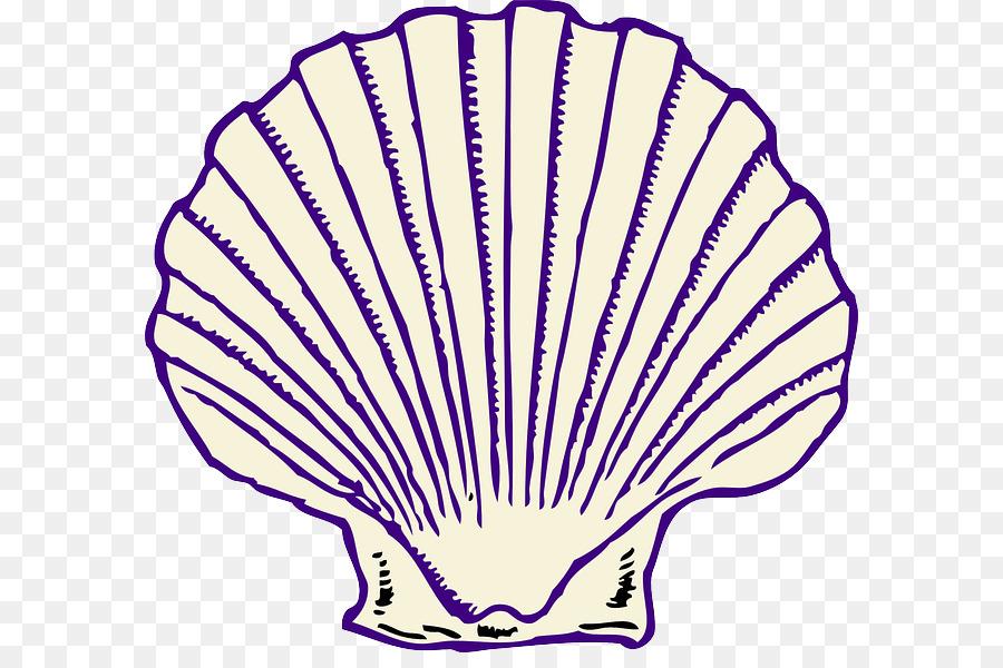clam seashell clip art seashell png download 640 586 free rh kisspng com seashell clip art free images sea shells clip art free