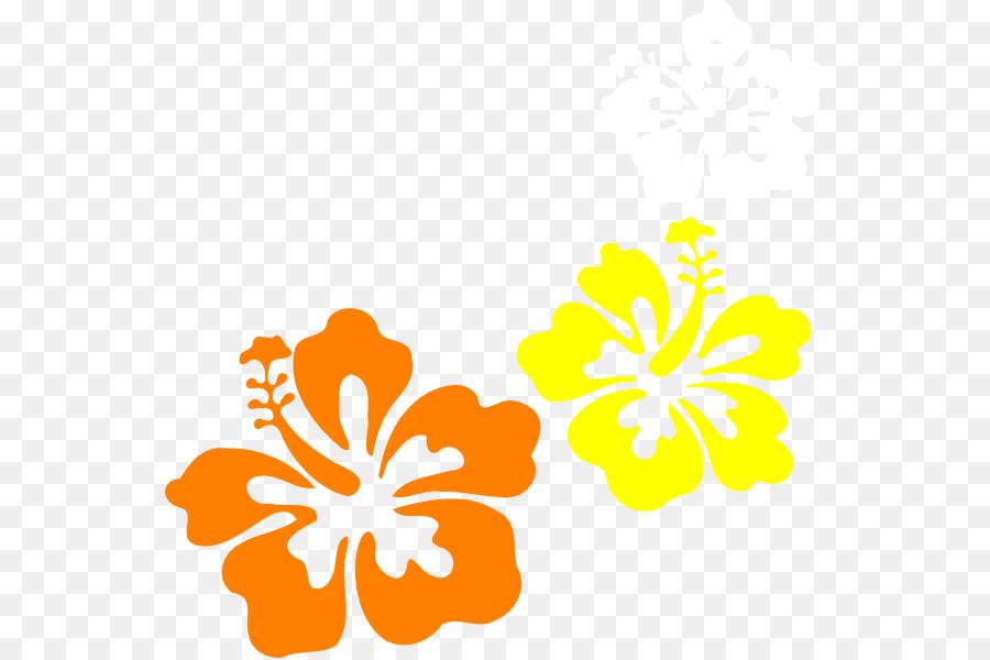 Drawing Hawaiian Hibiscus Clip Art Hibiscus Png Download 600598
