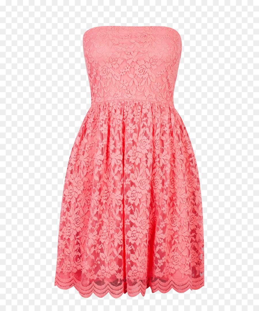 Vestido de cóctel de Moda Cubus Rosa - moda Formatos De Archivo De ...