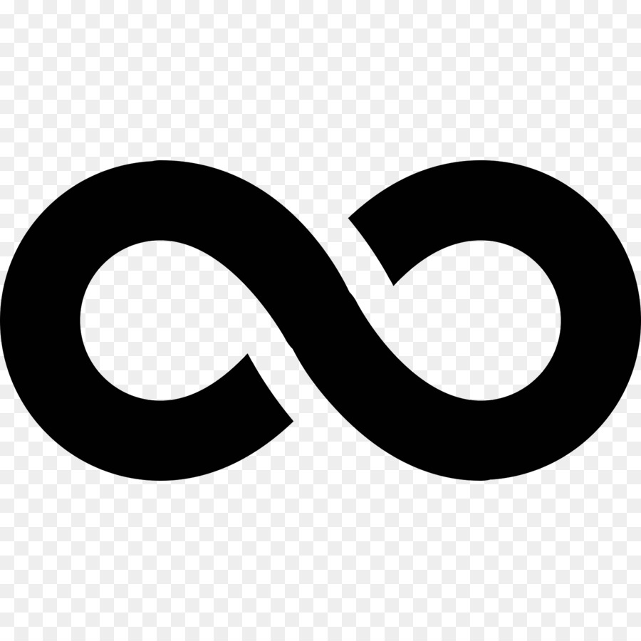 Logo Infinity Symbol Infinity Png Download 16001600 Free
