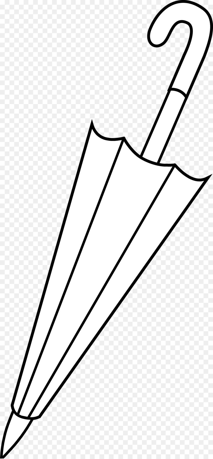 Línea de dibujo en el arte de Clip art - sombrilla de playa Formatos ...