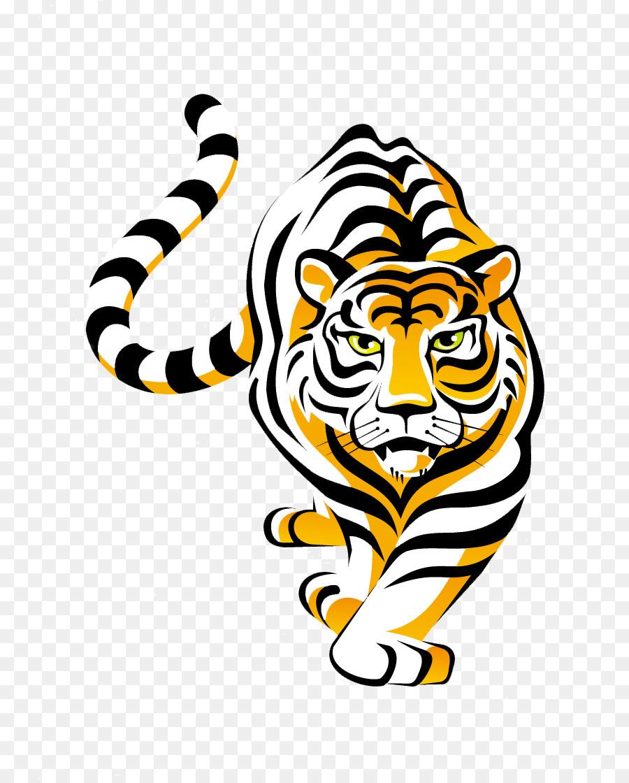 tiger photography clip art tiger vector png download 788 1115
