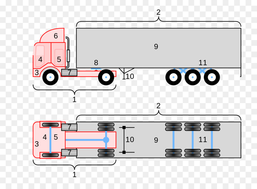 Car semi trailer truck wiring diagram car parts png download car semi trailer truck wiring diagram car parts cheapraybanclubmaster Image collections