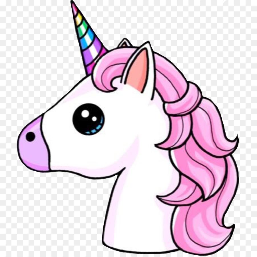 Unicorn Emoji Drawing Desktop Wallpaper