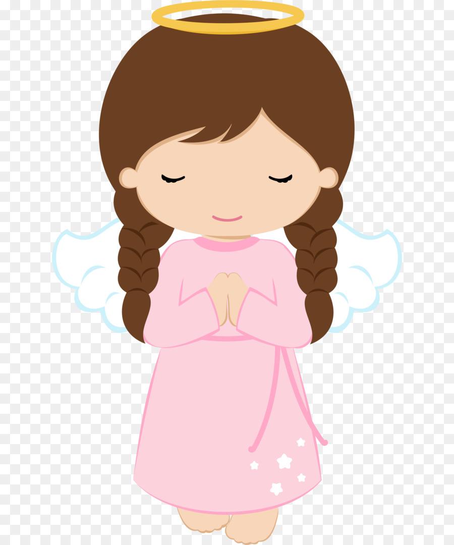 Taufe Erste Kommunion Clip Art Angel Baby Png Herunterladen 694