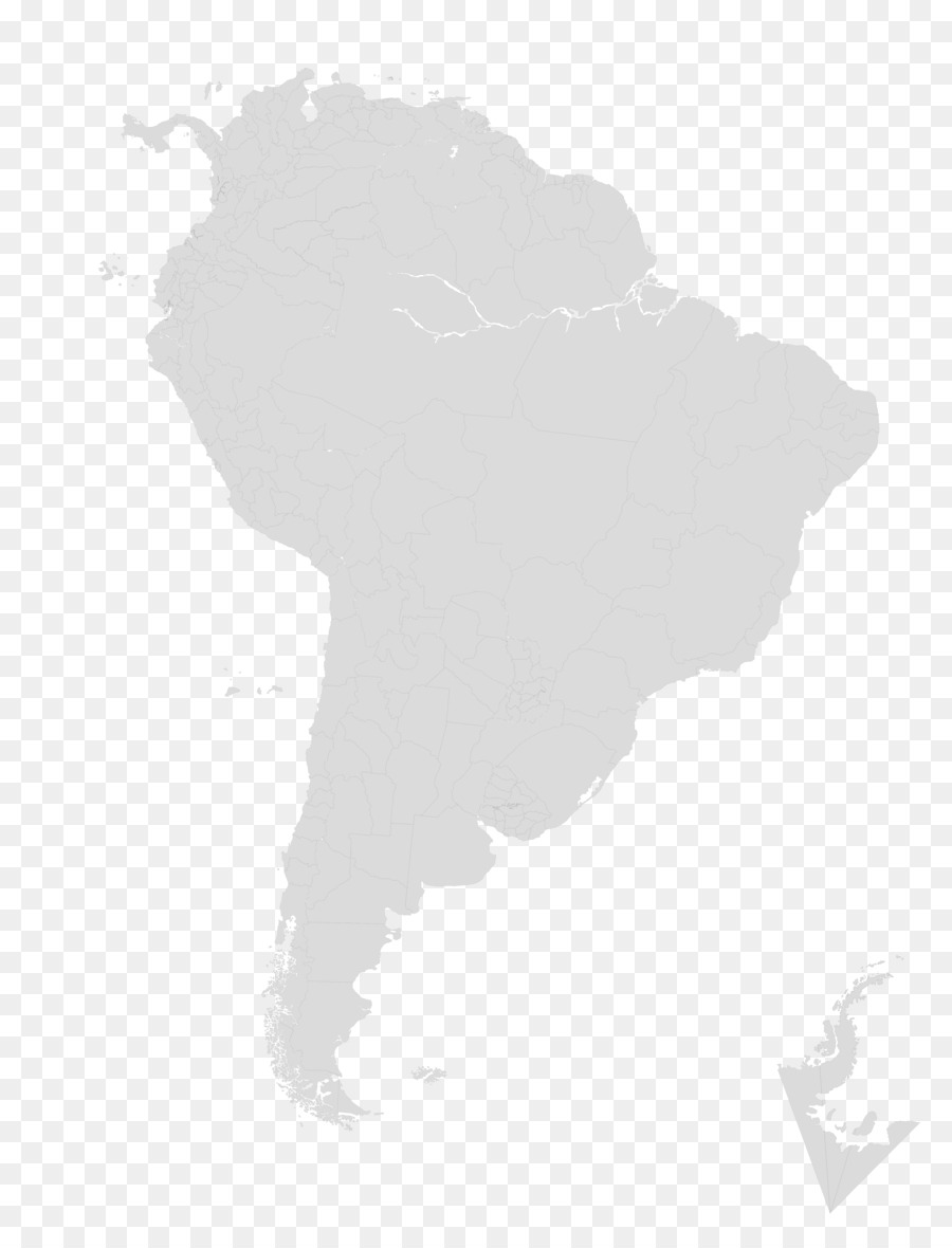 South America United States Blank map World map - America png ...