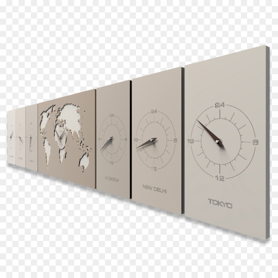 World map Clock Time zone - catalog png download - 1024*1024 - Free ...