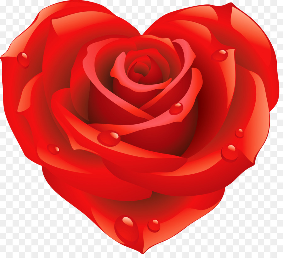 rose shape flower heart png download 1141 1024 free