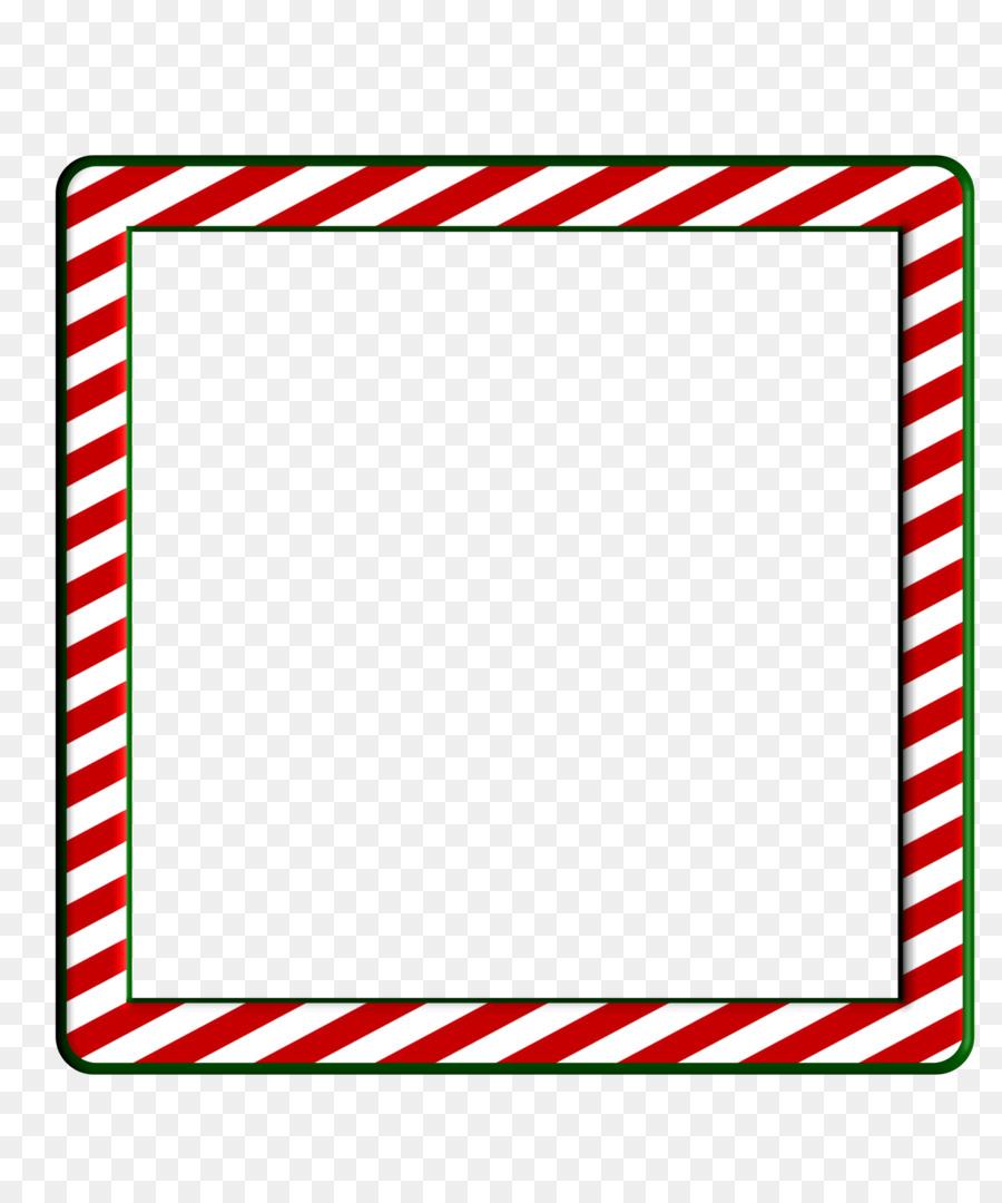 Marcos de fotos de Navidad de Santa Claus, Rudolph Clip art - marco ...