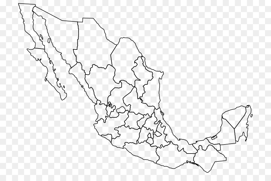 Mexico United States Blank map World map - indonesia map png ...