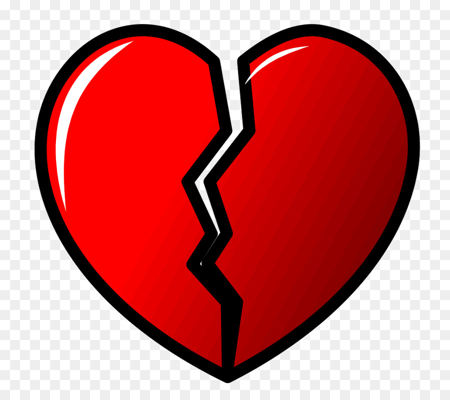 Broken Heart Symbol Love Just Cause Png Download 800800 Free