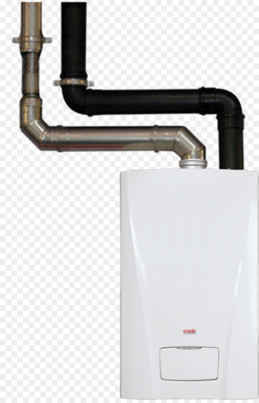 Boiler Flue gas Central heating Pipe Storage water heater - Flex png ...