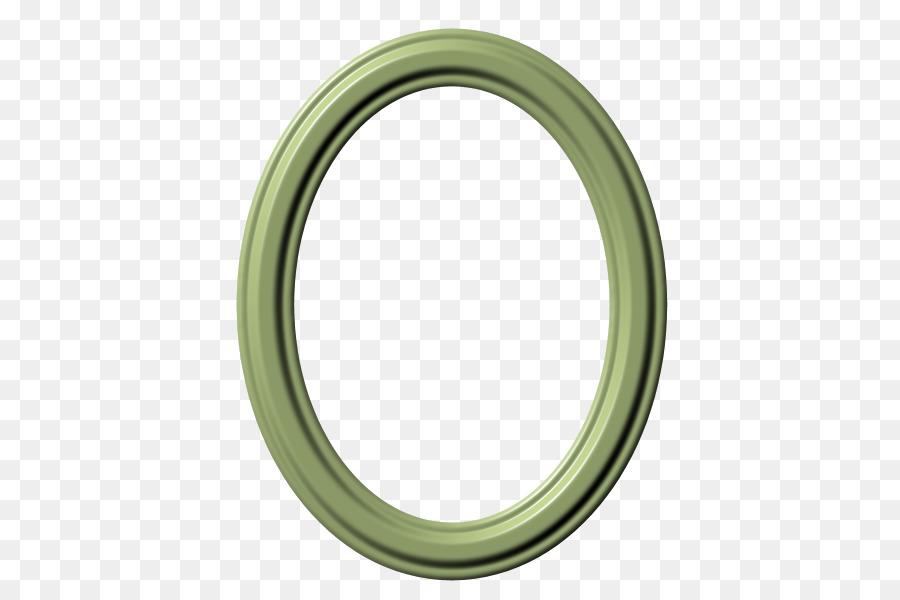 Espejo Oval Círculo De Metal De Madera De - la pascua marco png ...