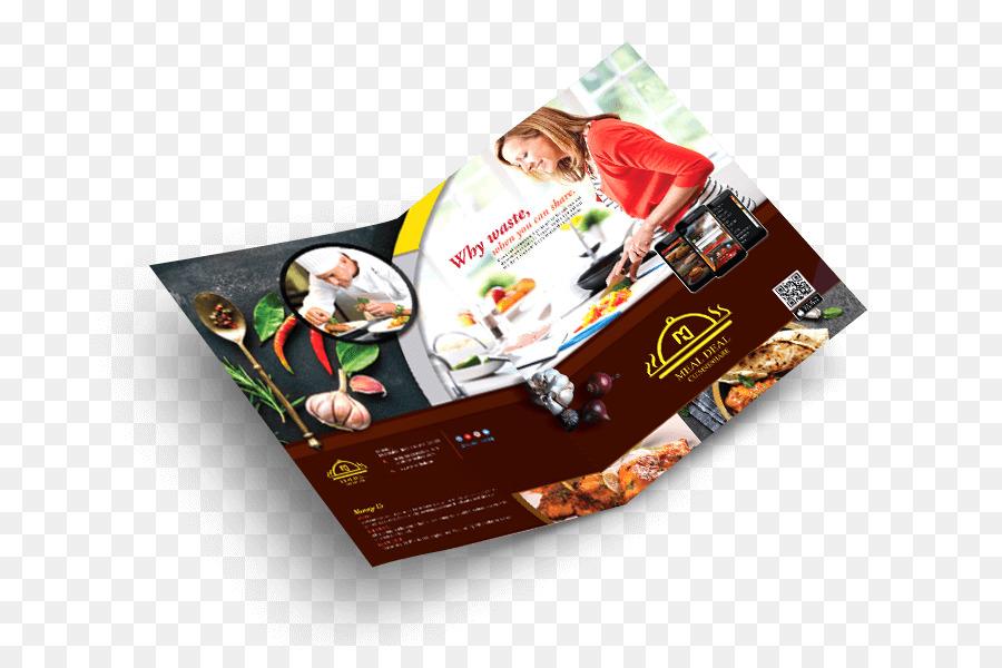 advertising pamphlet design