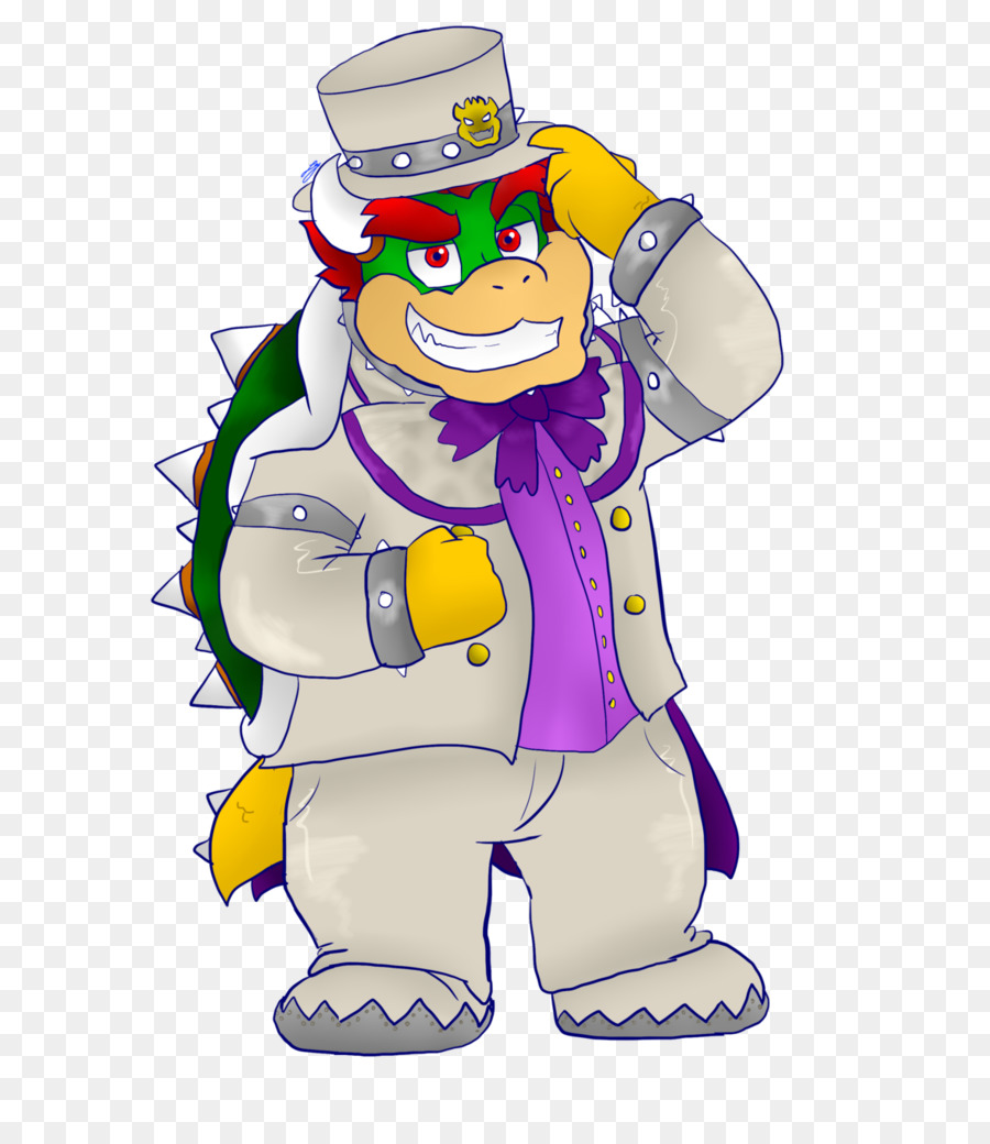 bowser art super mario odyssey drawing bowser png download 783