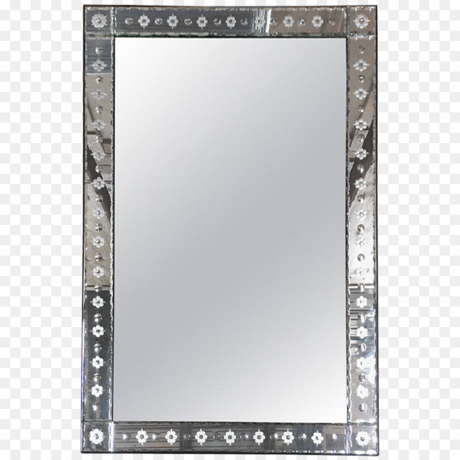 Venice Mirror Picture Frames Venetian glass - mirror png download ...