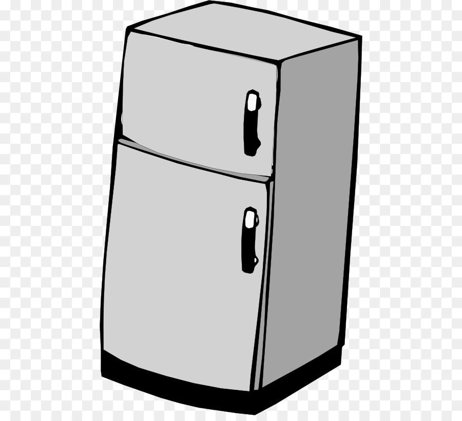 refrigerator clip art freezer png download 512 809 free rh kisspng com fridge clipart black and white refrigerator clipart black and white