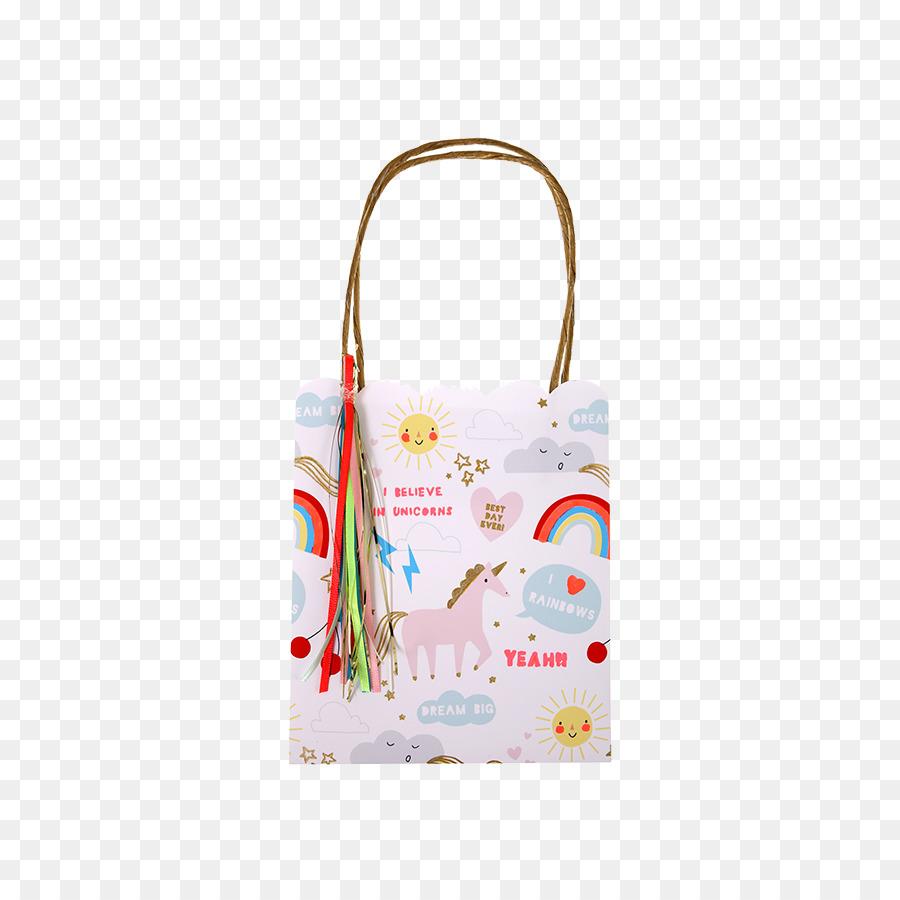 party favor unicorn bag children s party unicorn birthday png