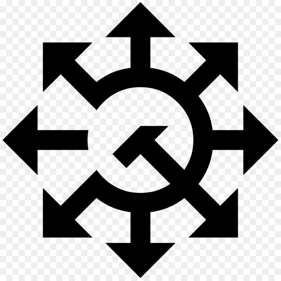 Warhammer 40000 Symbol Of Chaos The Eternal Champion Chaos Magic
