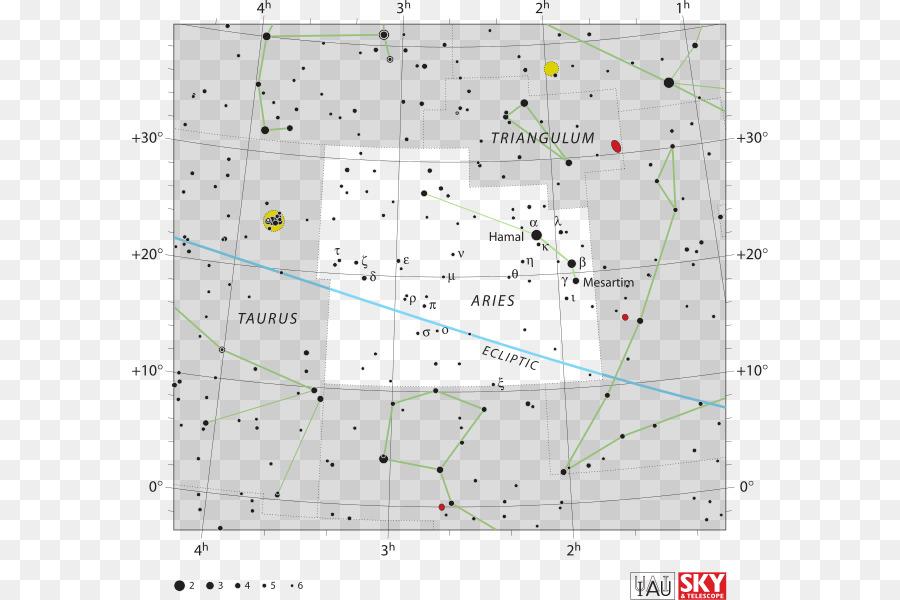 Aries Zodiac Star Chart Alpha Arietis Constellation Aries Png
