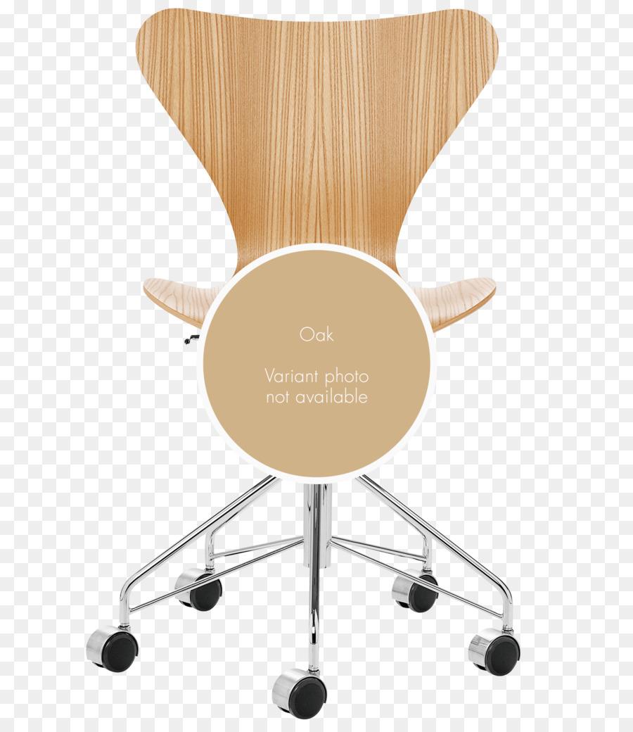 Model 3107 Chair Ant Chair Egg Fritz Hansen   Oak