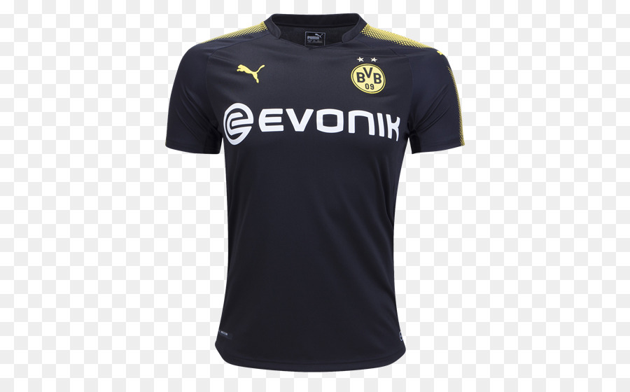 Borussia Dortmund Bundesliga Third jersey Kit - RUSSIA 2018 png download -  550 550 - Free Transparent Borussia Dortmund png Download. 4fda314aa