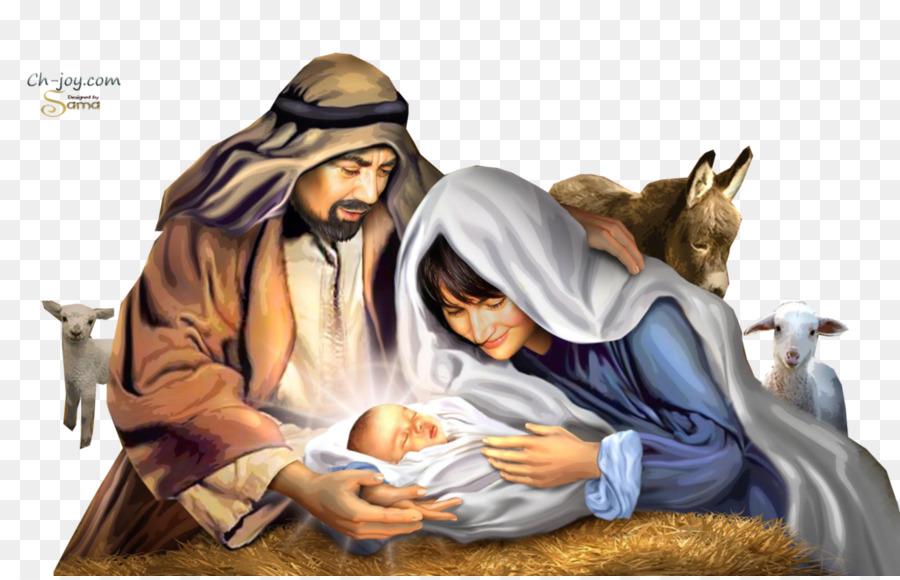 Sainte famille de la nativit de j sus de la cr che de no l de la date de naissance de j sus - Images creches de noel gratuites ...