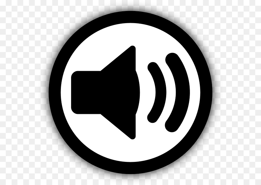 download sound clip art loudspeaker png download 640 640 free
