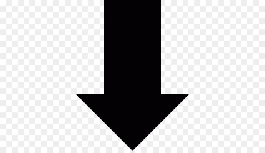 Emoji Arrow Symbol Computer Icons Patient Down Arrow Png Download