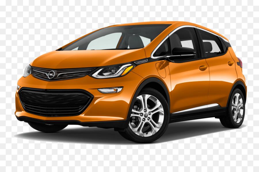 Compact Car Chevrolet Bolt Nissan Leaf Opel Ampera Opel Png