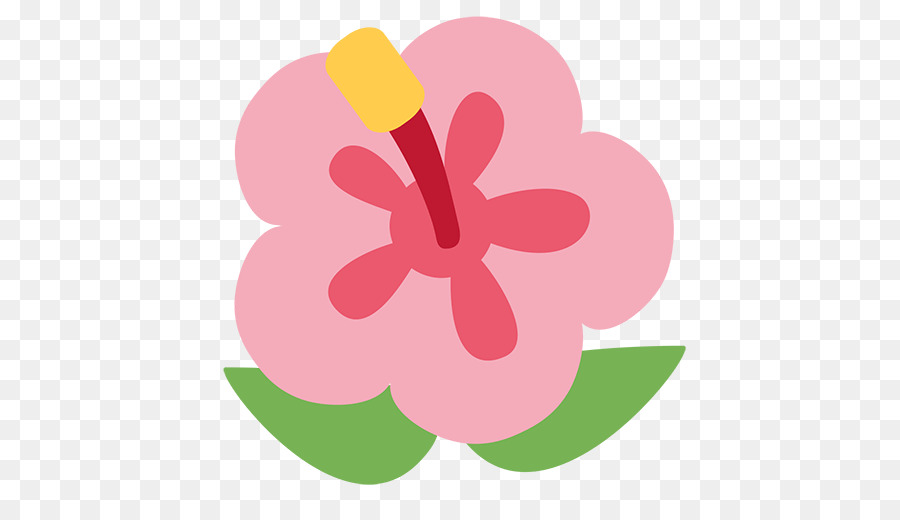 Pink Flower Cartoon png download - 512*512 - Free Transparent Emoji