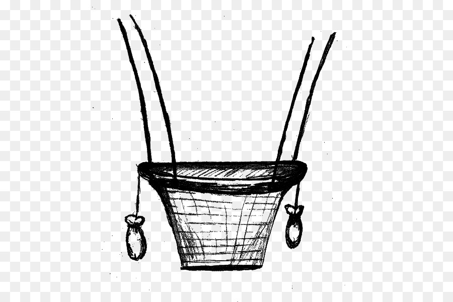 Globo de aire caliente de Dibujo de la Cesta de Clip art - de aire ...