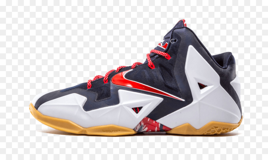 c79817dab1d2 Nike Air Max Shoe Sneakers Independence Day - lebron james png ...