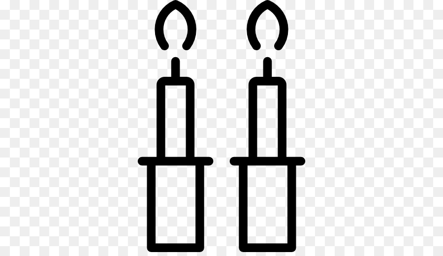 Judaism Religion Computer Icons Church Candles Png Download 512