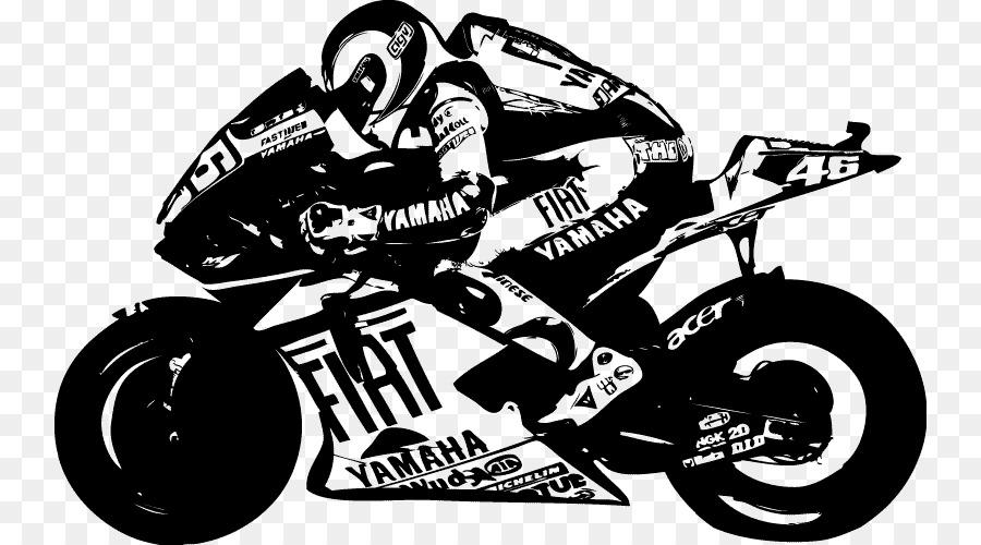 Grand Prix Motorcycle Racing Wall Decal Sticker Car Motogp Png