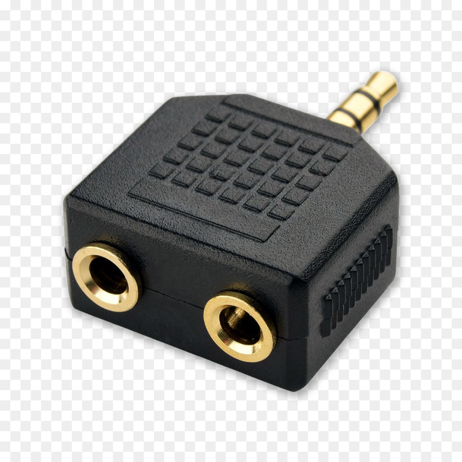 Phone connector Electrical cable Adapter RCA connector Headphones - jack