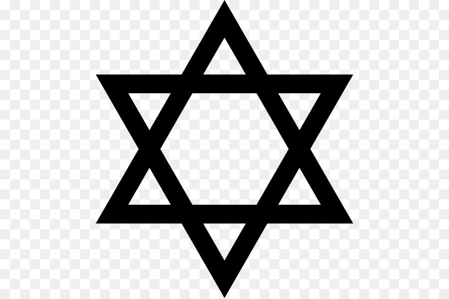 Star Of David Judaism Symbol Clip Art Jewish Holidays Png Download