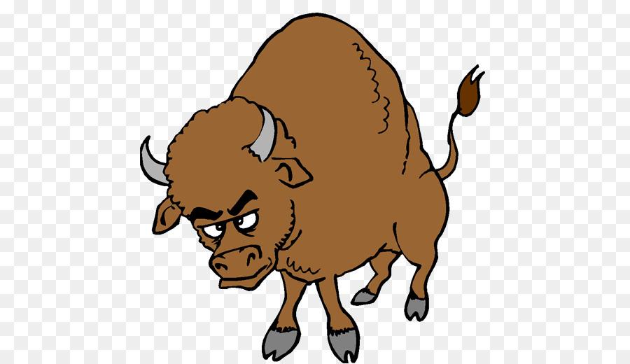 cattle water buffalo clip art bison png download 500 519 free rh kisspng com bison clipart png bison clip art free