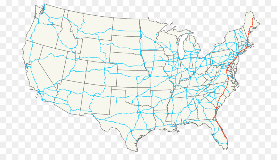 Interstate 40 Interstate 10 Interstate 70 Interstate 90 Interstate ...