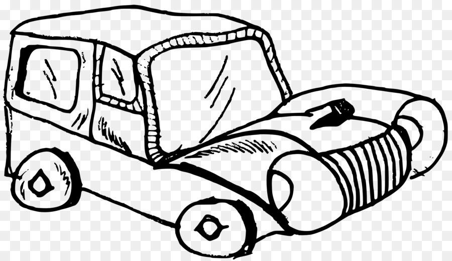 Coche deportivo de Dibujo Clip art - dibujos animados de coches ...